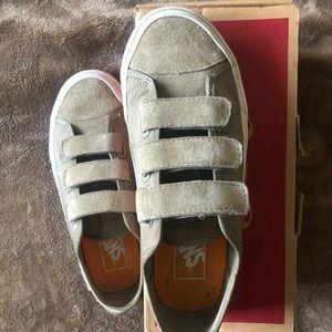 Women's Vans Velcro Shoes